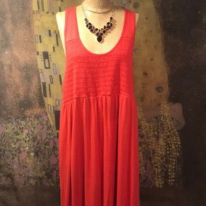 Dresses & Skirts - Creamsicle Orange Maxi Dress by Time and a Half 3X